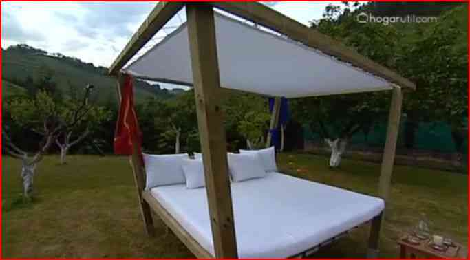 C mo crear una zona chill out para el jard n video - Chill out jardin ...