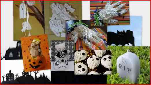 Decorar Baño Halloween:Ideas para decorar en Halloween – Video Decoración