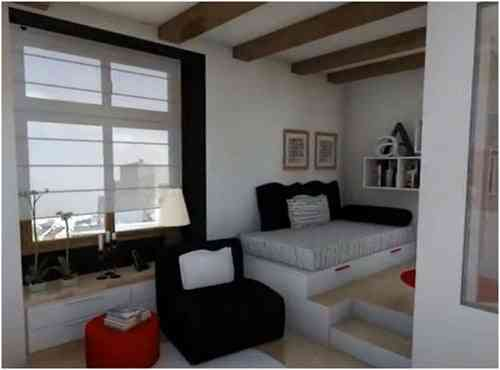 Piso de 14 m2 video decoraci n - Decorar piso 30 metros cuadrados ...