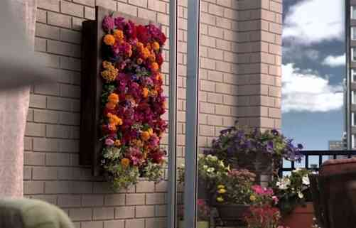 Jardin Vertical Artificial Ikea