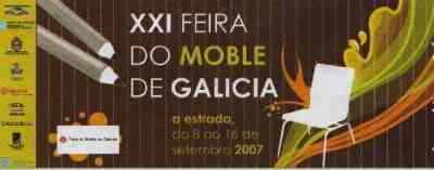Feria de muebles de Galicia