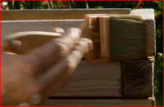 proteger la madera en exteriores