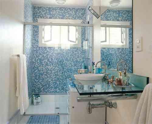 decorando baños pequeños