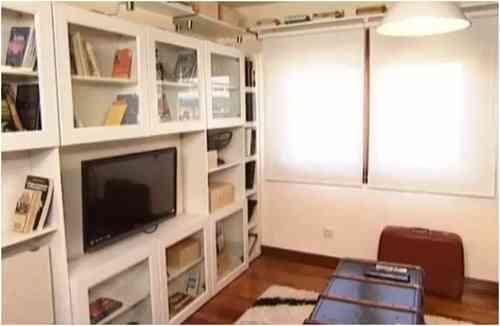 Tranformar una habitación desaprovechada en una práctica sala