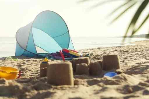 Contravientos de playa
