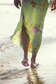 Pareo de playa