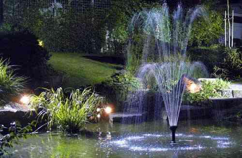 Jardines acuaticos
