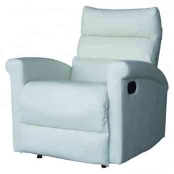 sillon relax tommy blanco