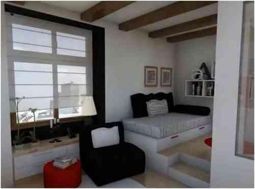piso de 14 m2