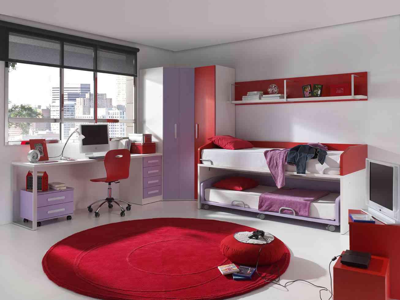 Ideas para decorar dormitorios juveniles