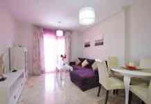 decoracion salon piso