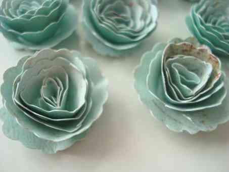 DIY rosas