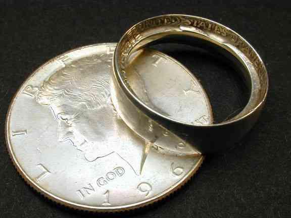 anillo sencillo