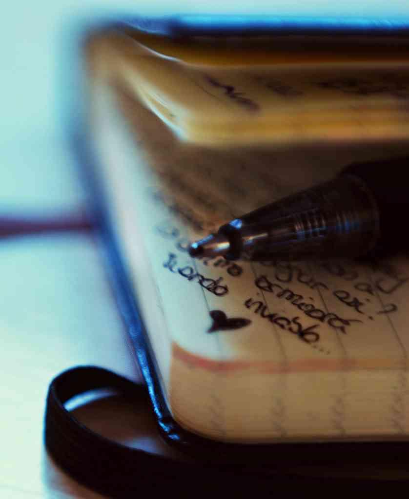 como hacer un diario