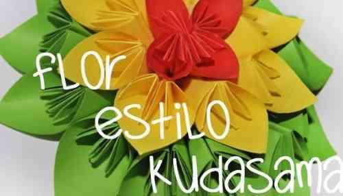 flores de kusudama