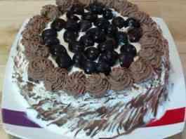 receta de tarta selva negra
