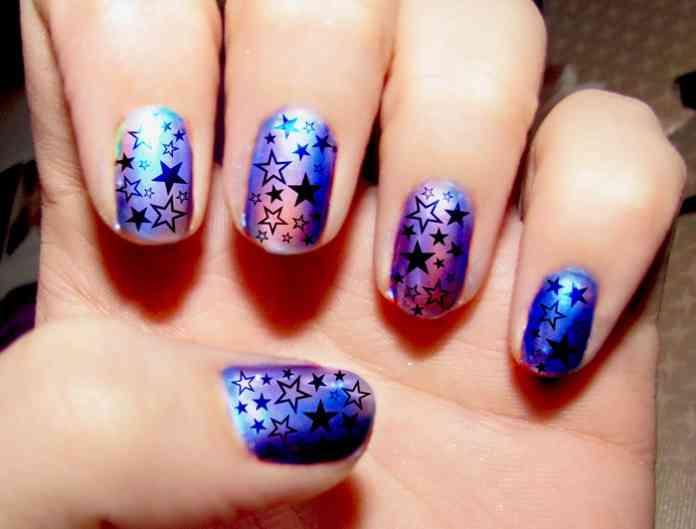 laca de uñas
