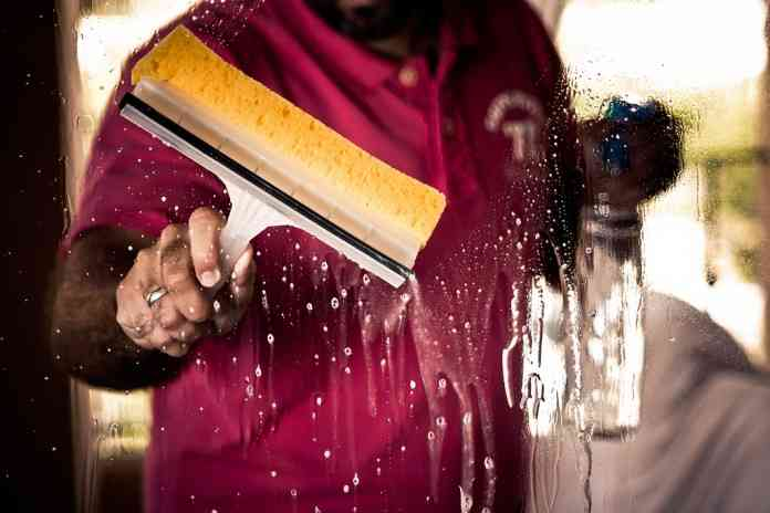 esponja para limpiar