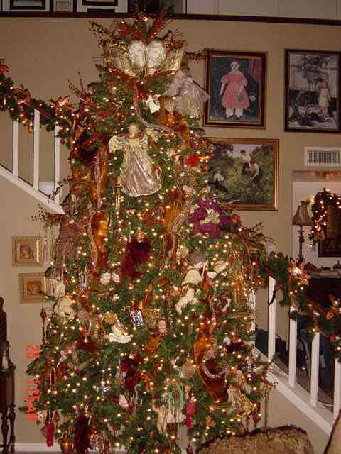 Trucos para decorar el árbol de Navidad