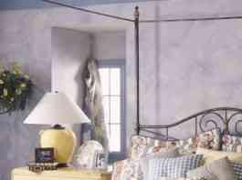 pintar paredes con esponja