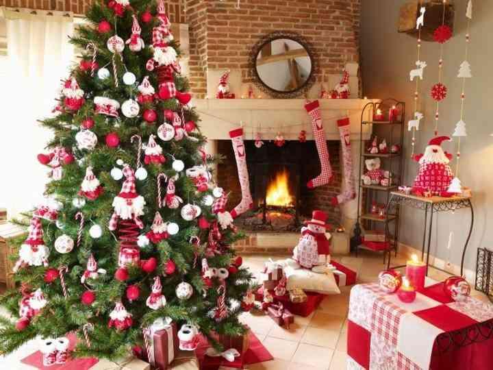 ubicar árbol de navidad