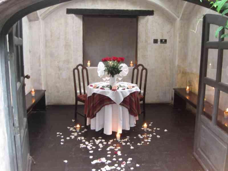 Cómo decorar una mesa para San Valentín