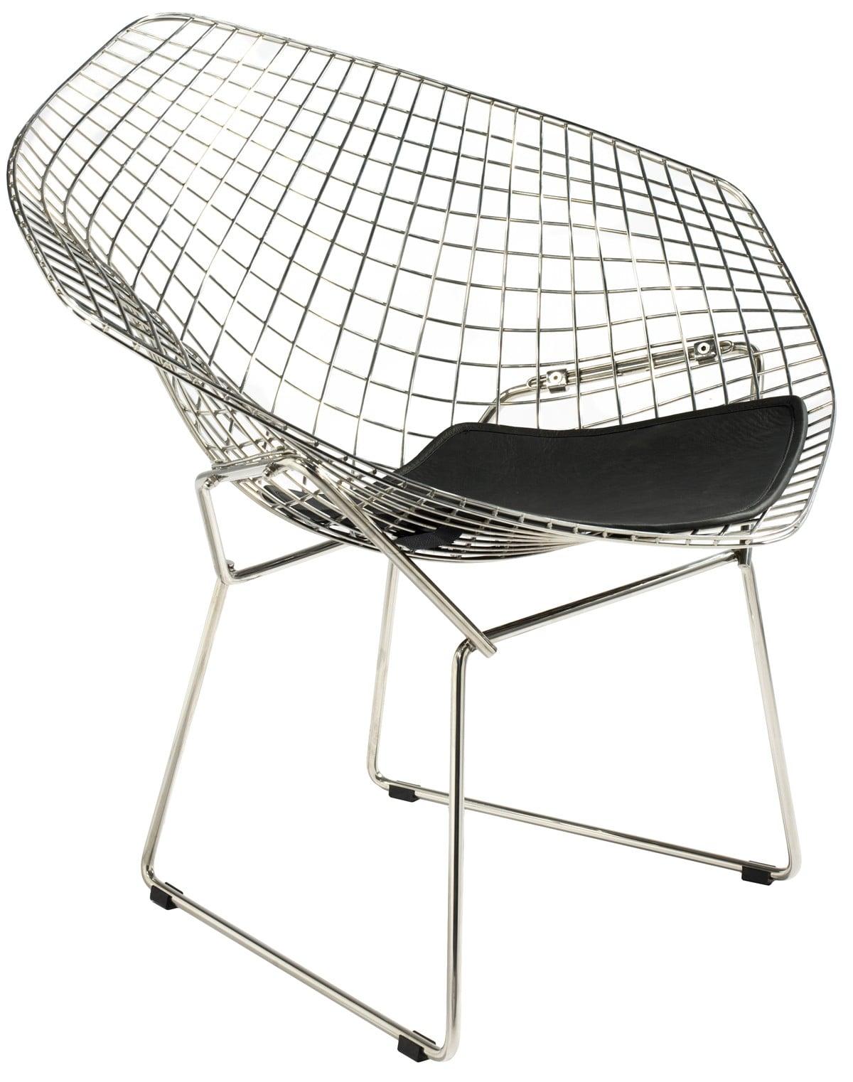 silla icono de diseño