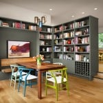 sillas de colores para el salon comedor