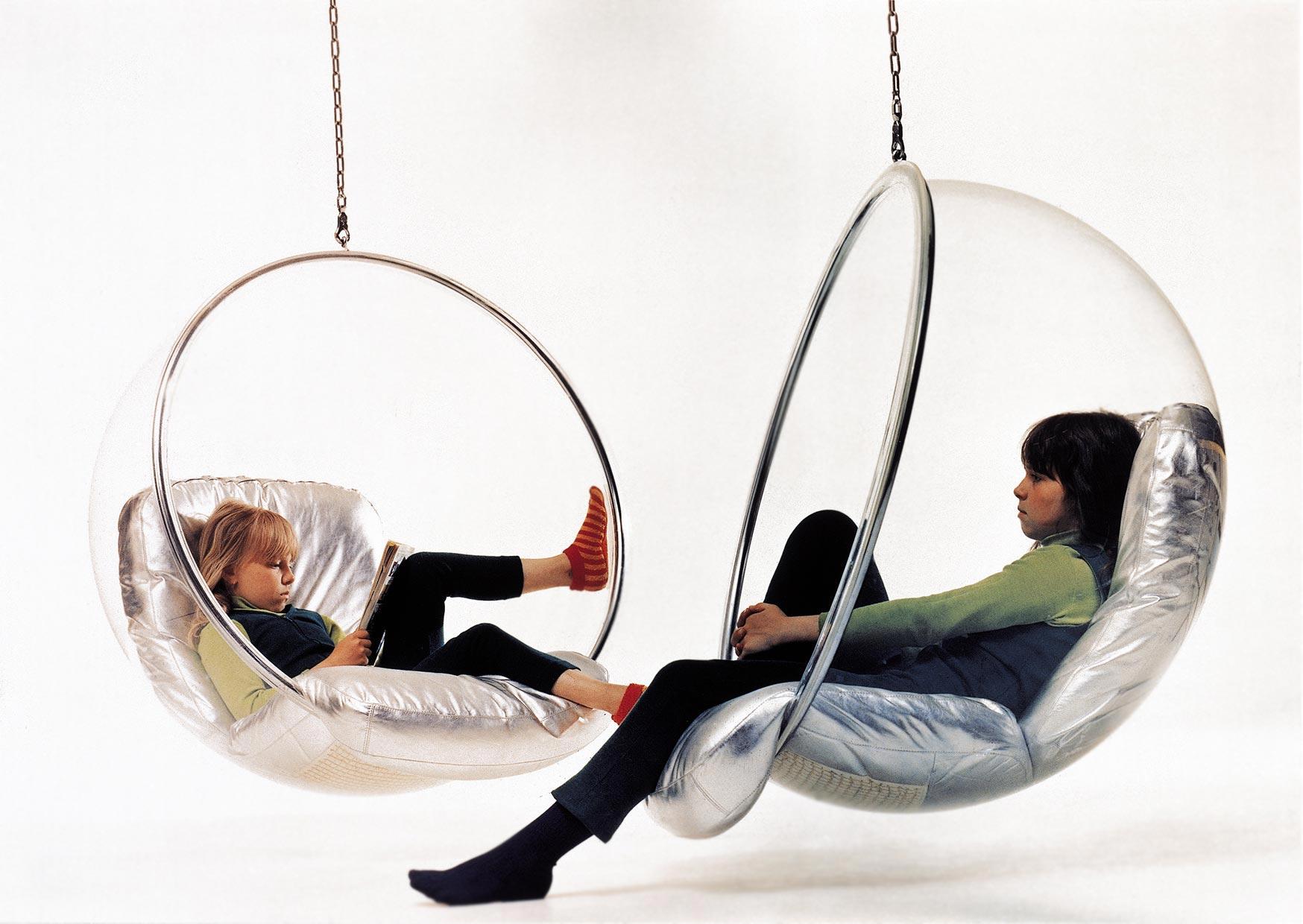sillas colgantes muy comodas