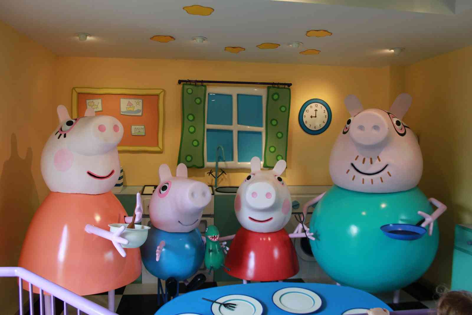 muñecos de globo