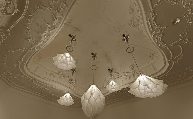 lamparas de estilo orgánico