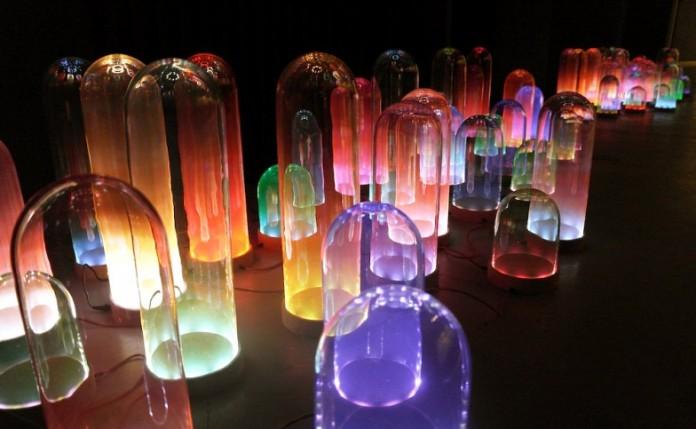 lámpara nola de diseño