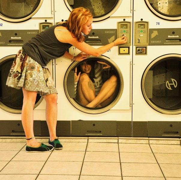 Cosas que haces mal al poner la lavadora