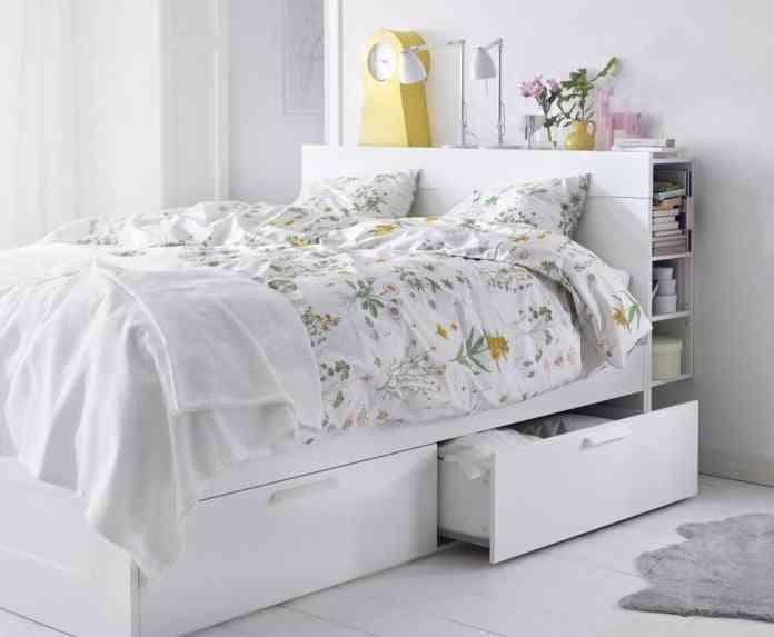 cama con cajones orden Ikea