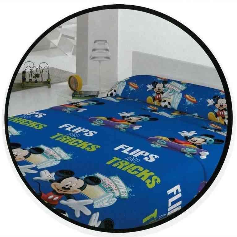 juego-de-sabanas-3pzas-coralina-mickey-azul