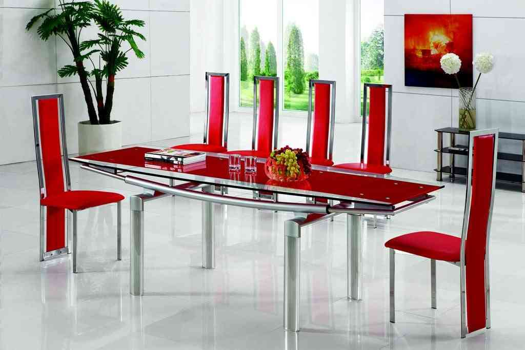 elegir la mesa de comedor