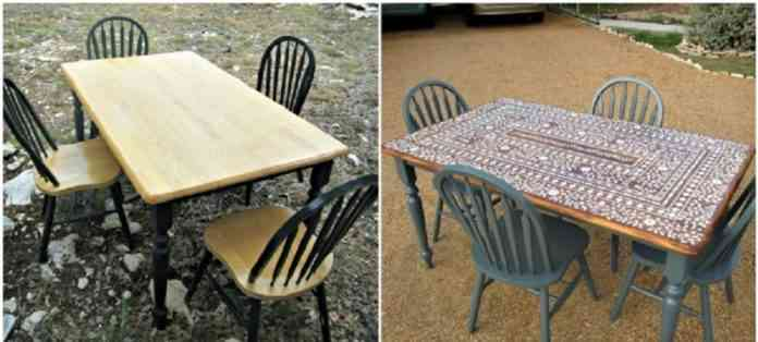 personalizar mesas