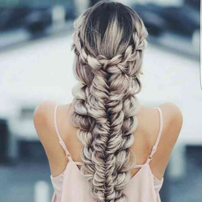 tutoriales de trenzas espectaculares