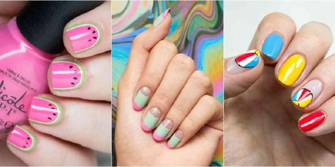 tutoriales para decorar las uñas