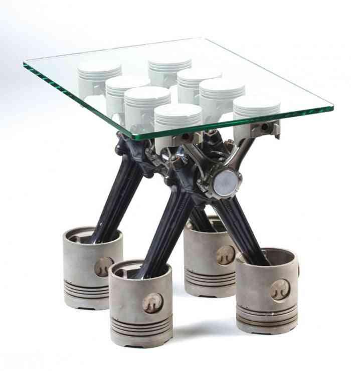 mesa piston