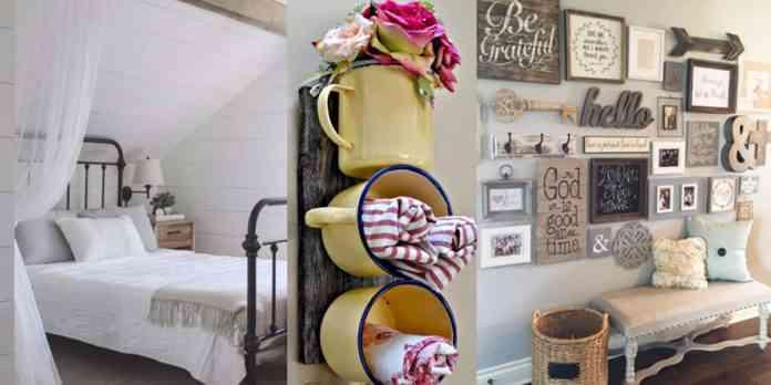 Ideas de decoración fáciles