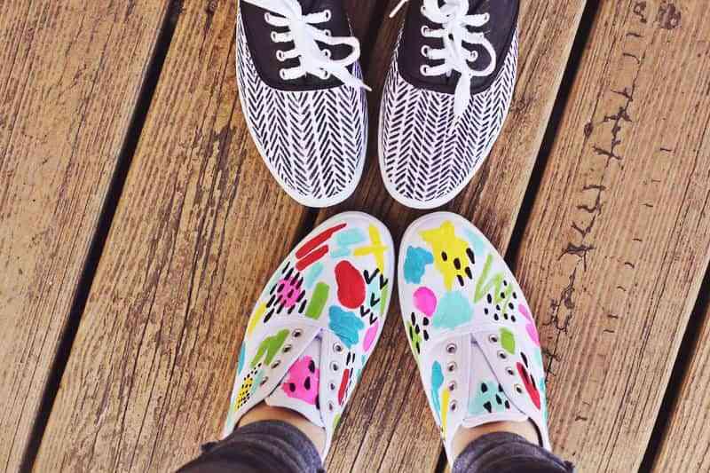 Ideas para renovar los zapatos de manera fácil y bonita